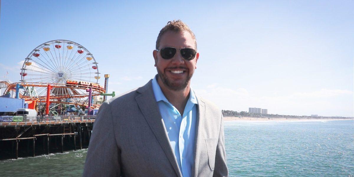 Mike Champion - Santa Monica Pier -